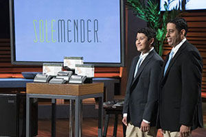 Forsyth Alum on Shark Tank